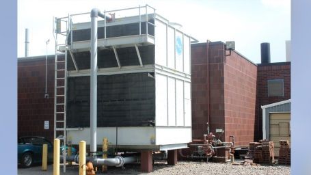 Medtronic Cooling Tower