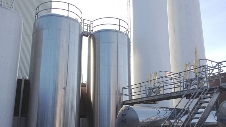 Dairy Processing Plant