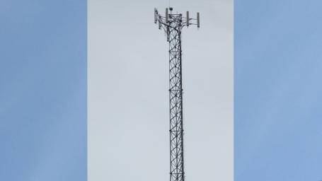 Lattice Cell Tower